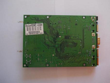 MikroTik RouterBOARD RB433AH (bazar)